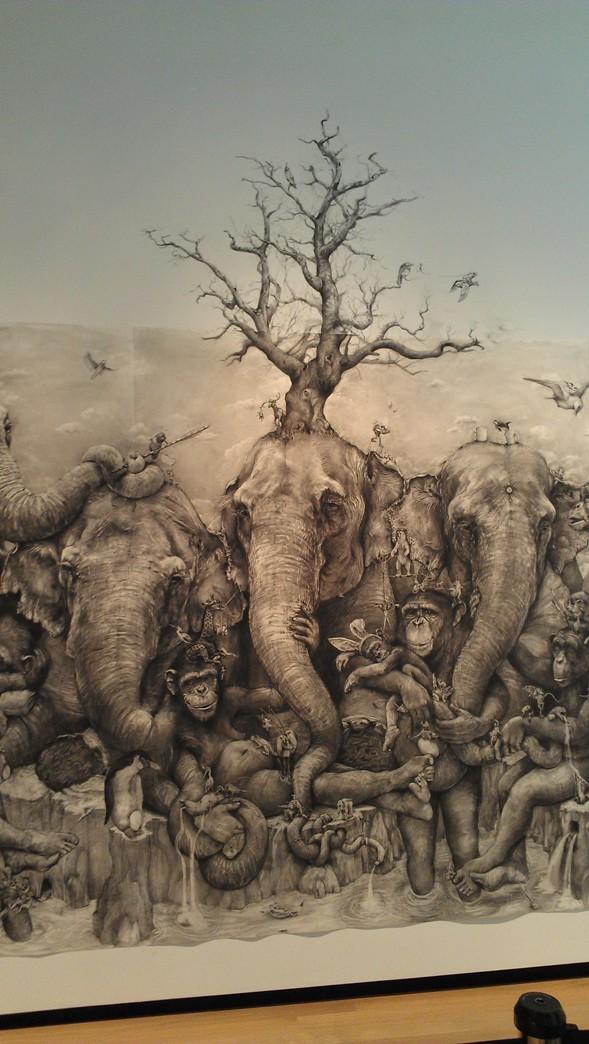 Adonna Khare Elephant