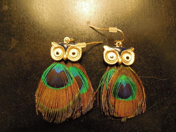 owlearrings